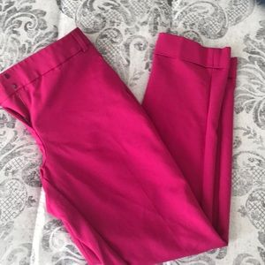 Express editor ankle dress pants